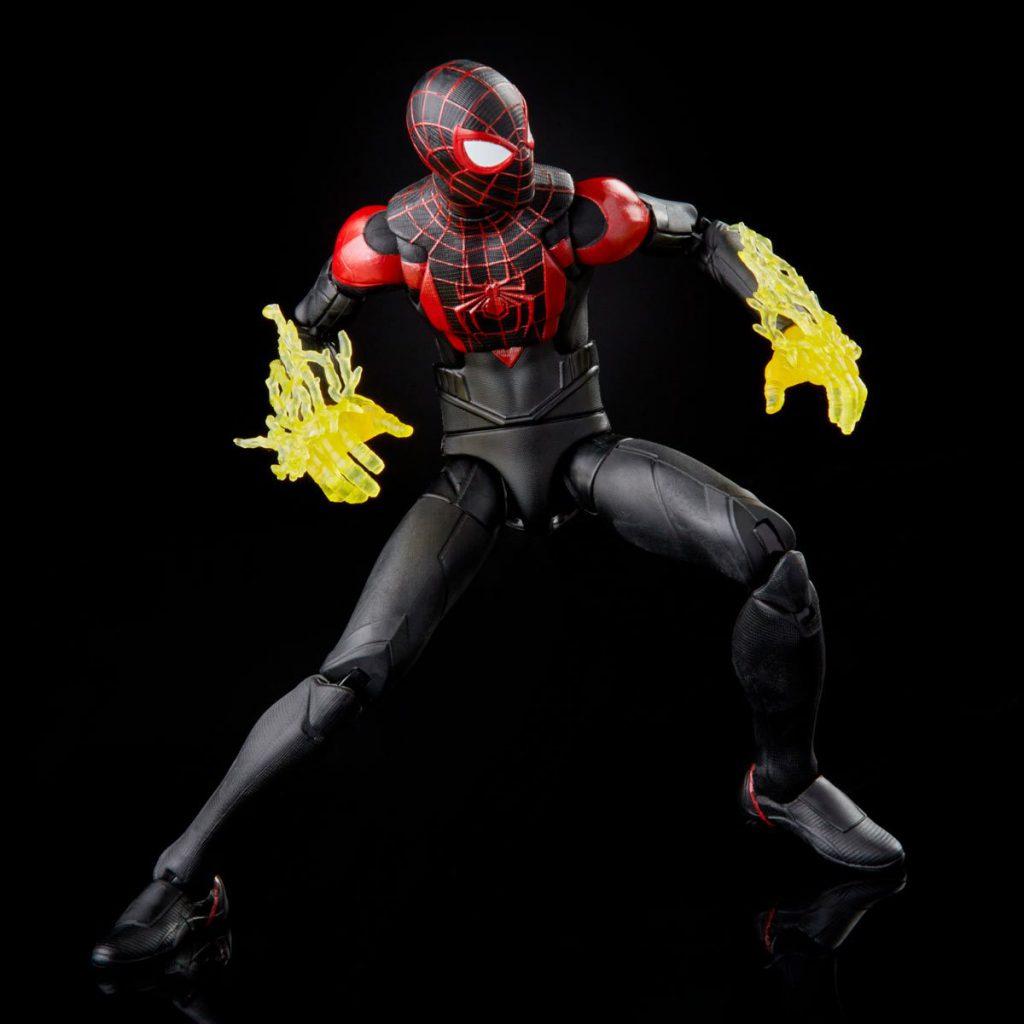 Spider-Man 3 Marvel Legends Miles Morales price 143